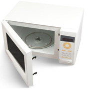 Microwave Turntables